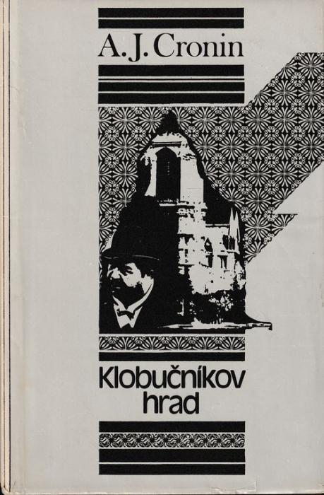 ab68157dc Klobučnikov hrad - Cronin Archibald Joseph - antikvart.sk
