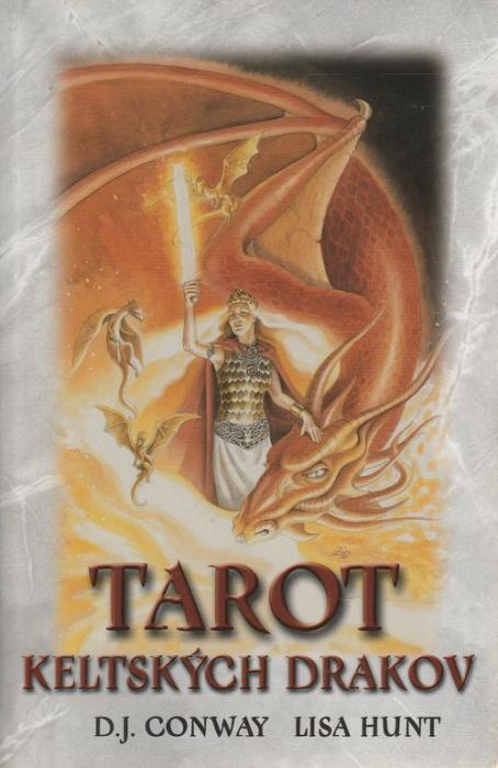 Tarot Keltskych Drakov Kniha Karty Conway D J Hunt Lisa