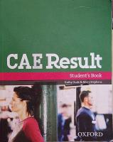 CAE Result - Student´s Book